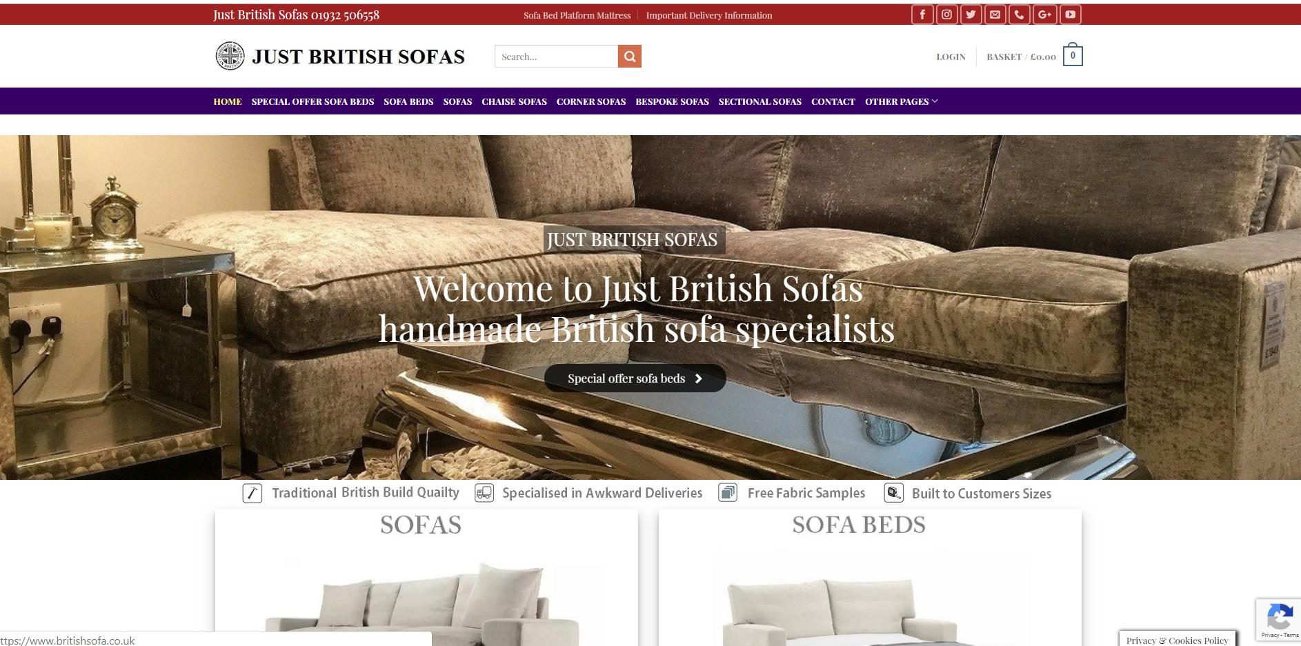 Sofa Site 1
